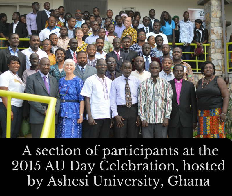 Press Release – 2016 African University Day, November 12, 2016