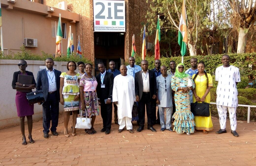 Social Media Seminar for Francophone African Universities held in Burkina Faso