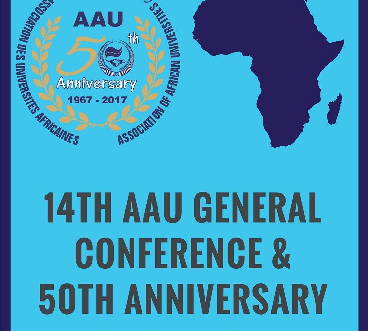 Concept Note – AAU General Conference 2017 and Golden Jubilee Celebration