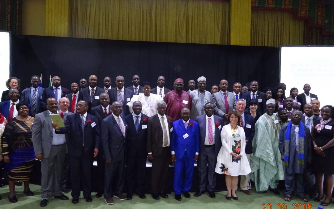 Report and Communiqué – 8th International Conference and Workshops on Quality Assurance in Higher Education in Africa