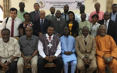 CIDO Holds Technical Workshop to Fast -Track Implementation of  Encyclopaedia Africana Project