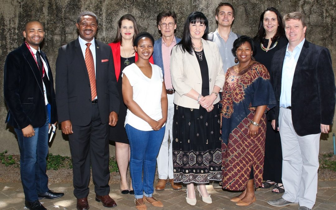 Stellenbosch University celebrates 2016 African University Day
