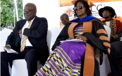 African University College of Communications (AUCC) Gets First Female President
