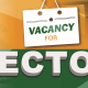 vacancy for rector GIMPA