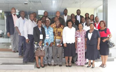 Workshop on the 21st Century Quality Assurance Knowledge and Skills, Kampala, Uganda 12-15 December 2017
