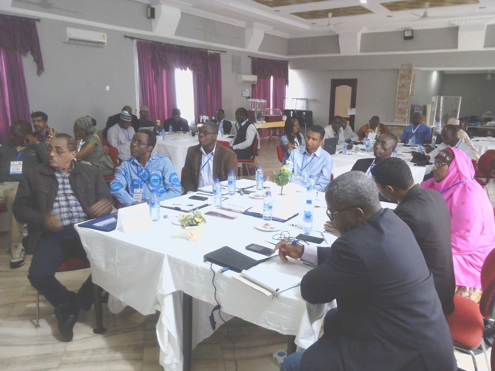 Training Workshop on University-Industry Linkages for African
