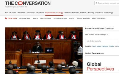Introducing a unique partnership between African universities and media