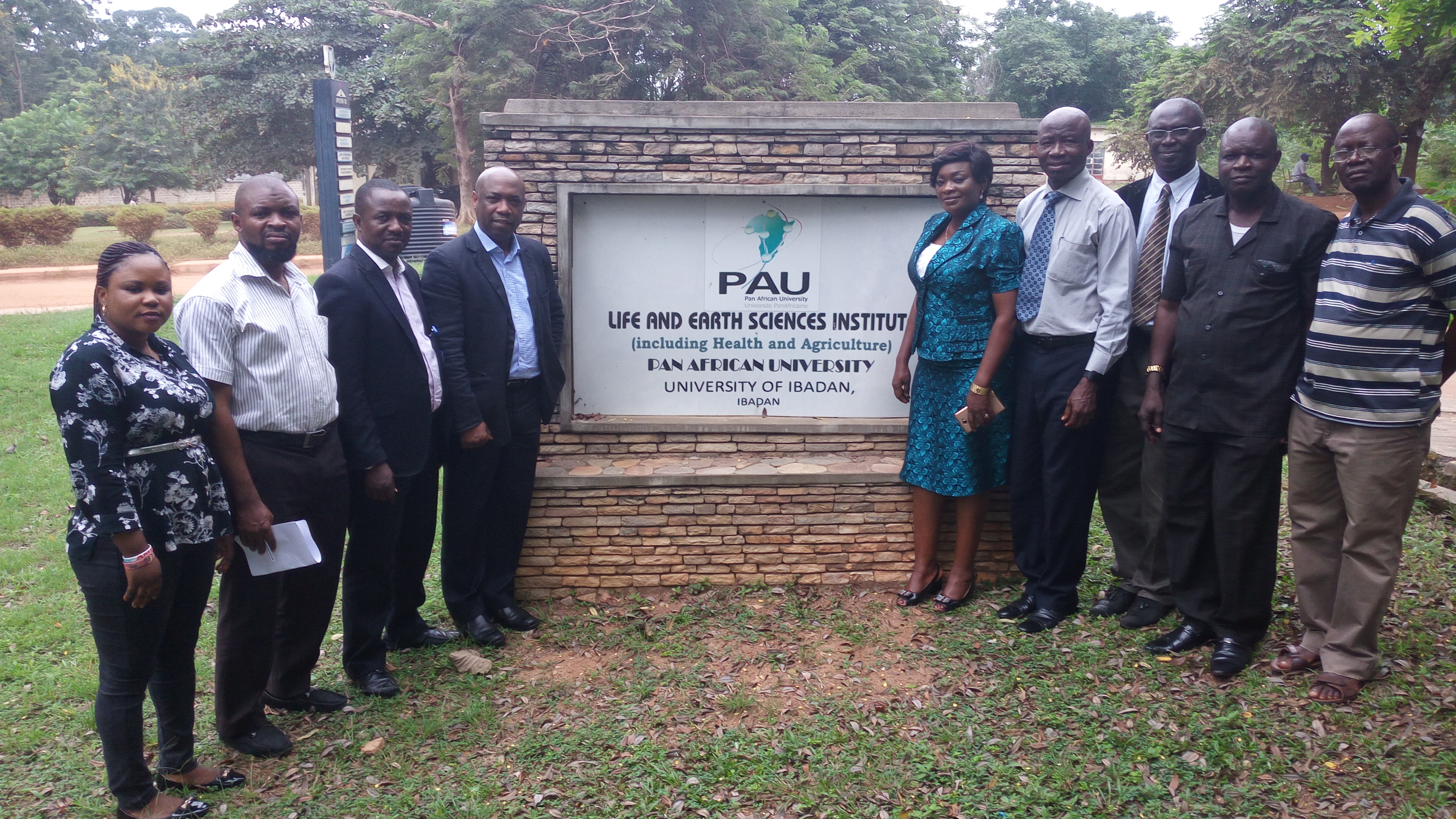 Call for Short-term/Part-time Academic Staff Positions -PAN AFRICAN