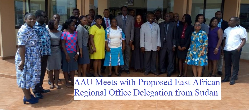 Association of African Universities to Establish Regional Offices in all Five Regions of Africa