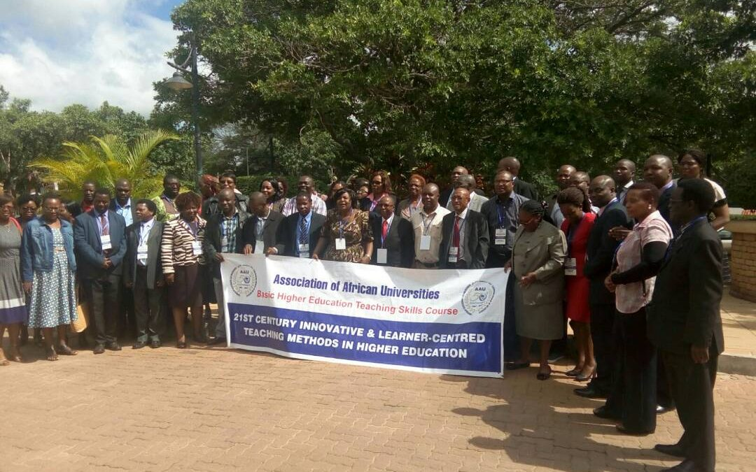 21st Century Innovative & Learner-centred Pedagogical Skills for Universities, Polytechnics and Colleges, 27th February- 2nd March, 2018, Zambia