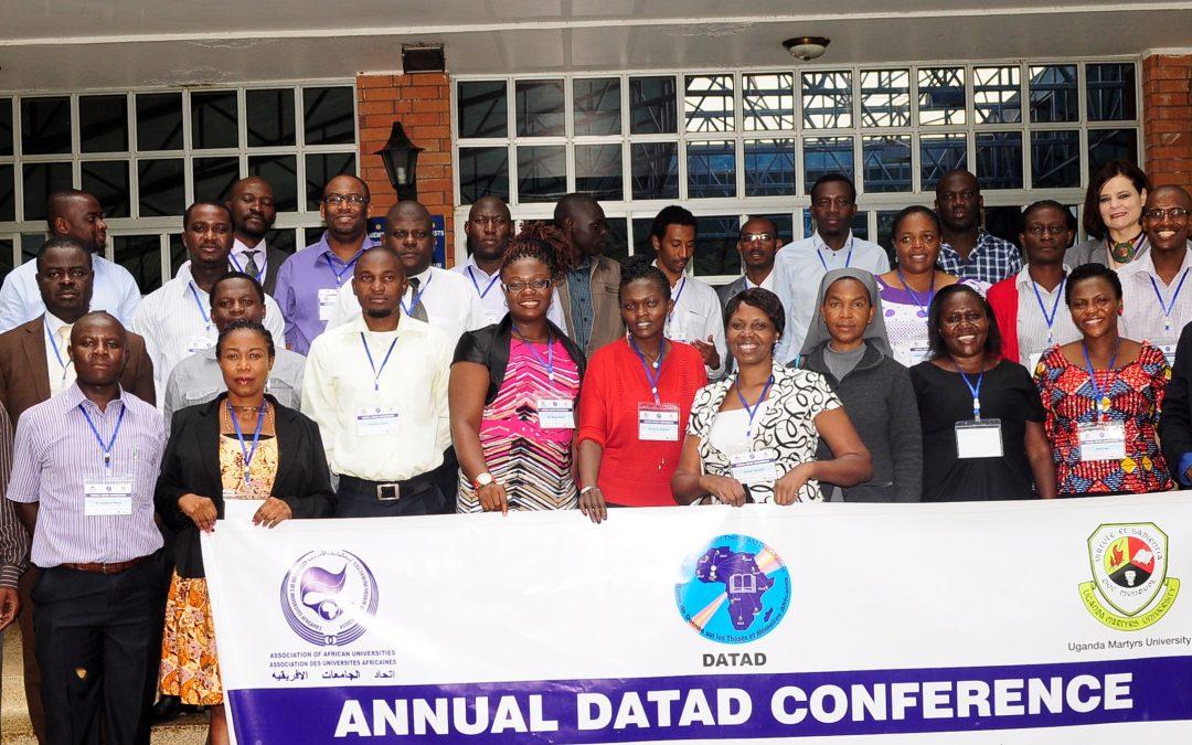 Invitation to Database of African Theses and Dissertations (DATAD-R V) Training |February 25 -27, 2018| Khartoum, Sudan