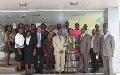 Atelier de Bonnes Pratiques en Matière de Changement Climatique (ABPCC) 14 – 16 mai 2018 Ouagadougou – Burkina Faso