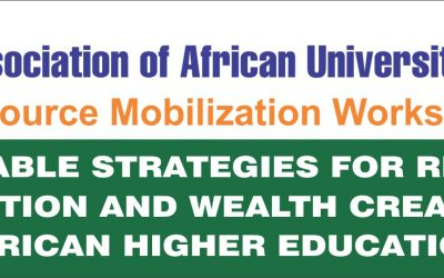 Third Resource Mobilisation Workshop, Kigali, Rwanda| March 13-16, 2018