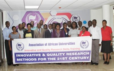 Innovative and Quality Research Methods Knowledge and Skills Training Workshop | May 27 -31, 2018| Zimbabwe