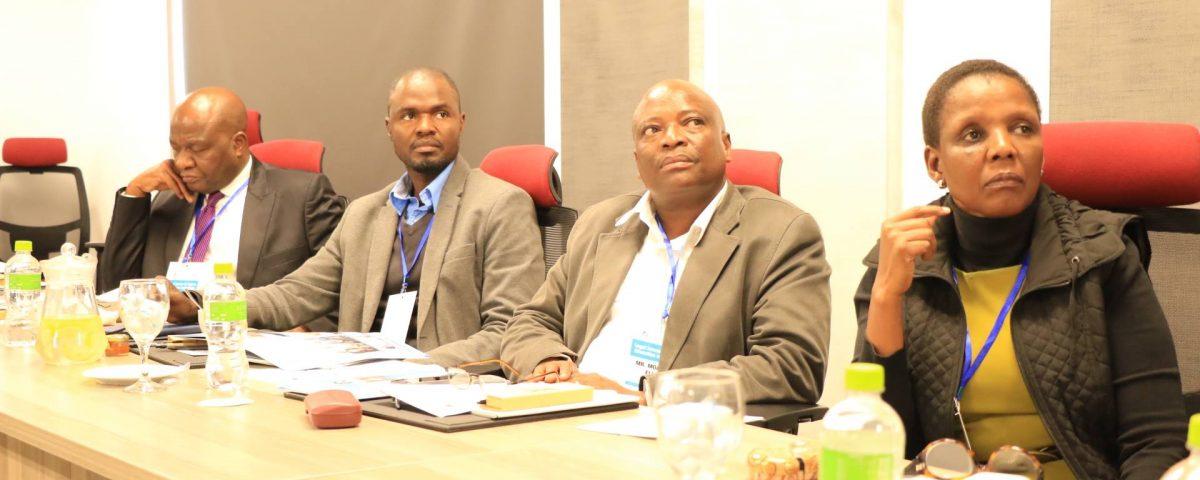 AAU/Stellenbosch University Capacity Building Workshop for