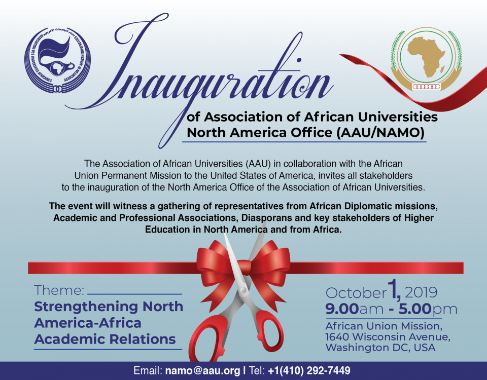 AAU Blog – The Voice of Higher Education in Africa