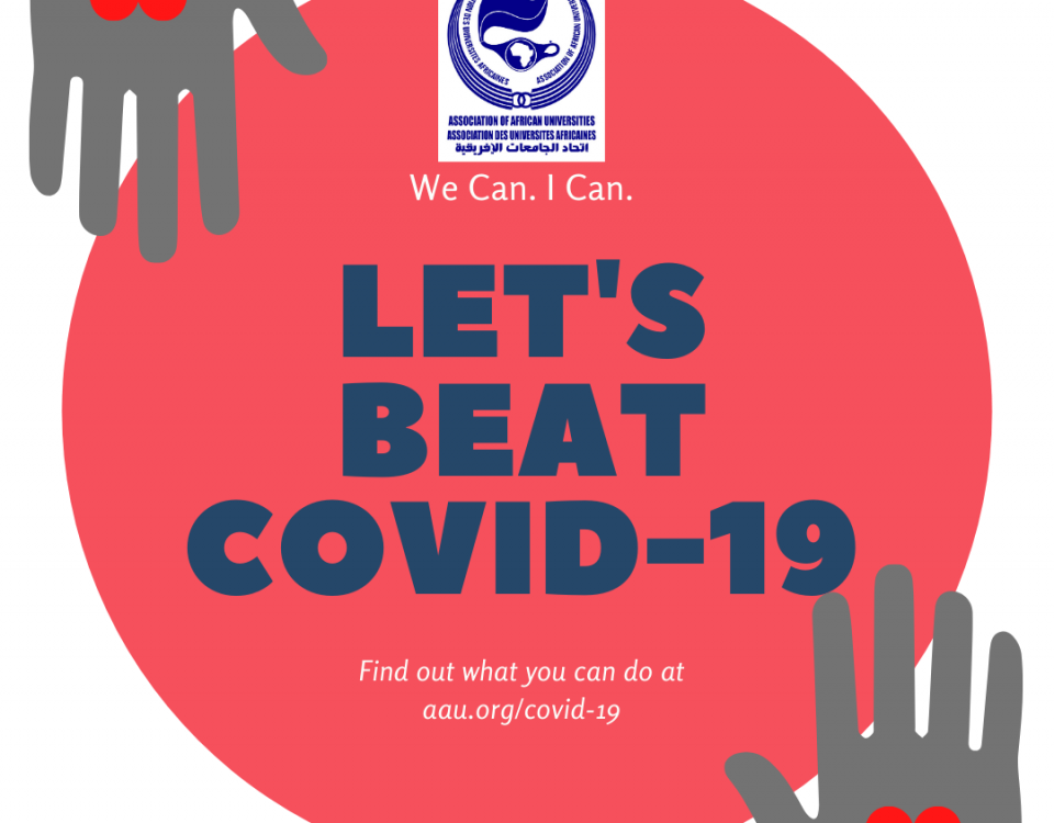 Let's Beat COVID-19